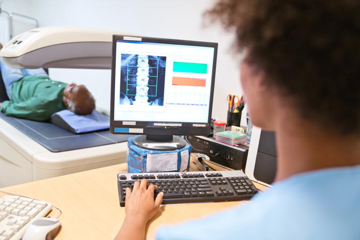 What is a Bone Density Scan?